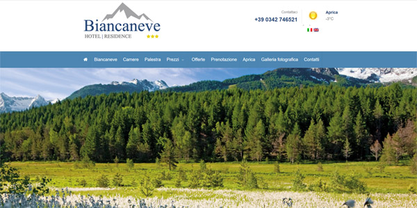 Biancaneve Hotel Residence Aprica