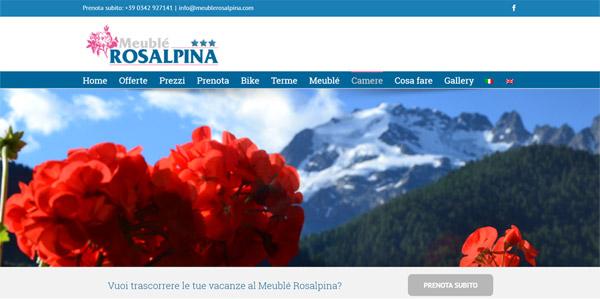 Meublé Rosalpina B&B Valdidentro