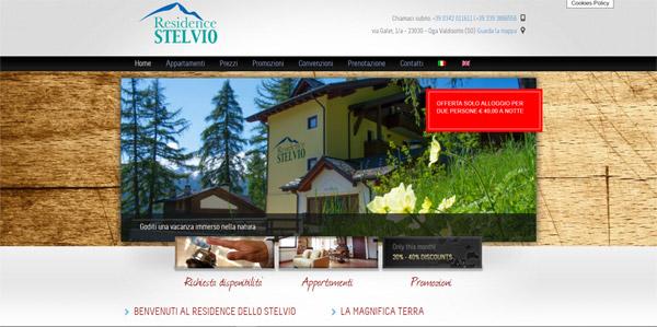 Residence dello Stelvio Oga Valdisotto