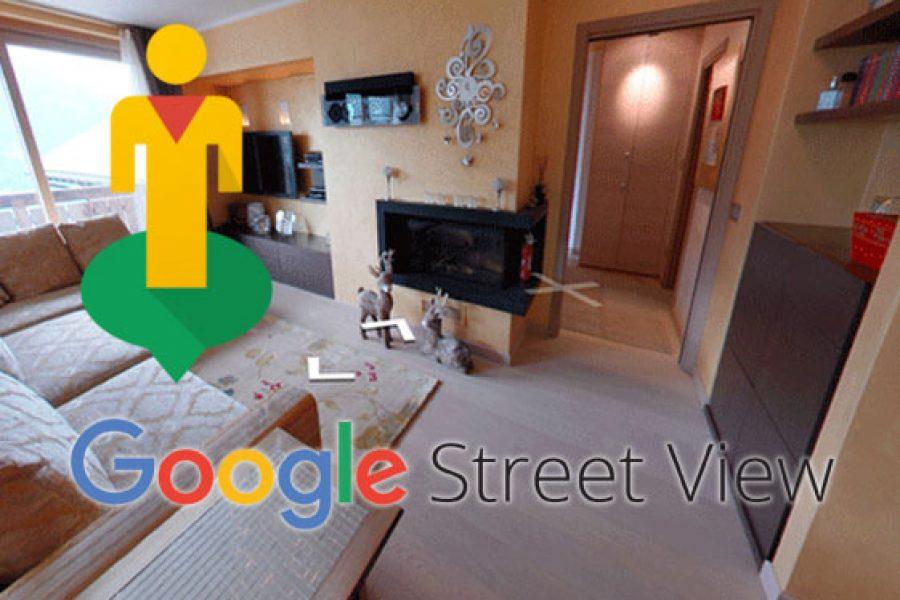 Perché realizzare un tour virtuale google street view